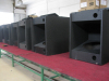 Subwoofer on production line