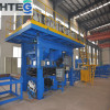 Membrane water wall production machine