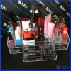 OEM acrylic cosmetic display stand