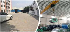 Shanghai Hanyao Color Steel Laminboard Factory