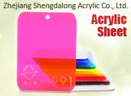 Zhejiang Shengdalong Acrylic Co., Ltd.