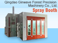 Qingdao Ginwave Forest Precision Machinery Co., Ltd.
