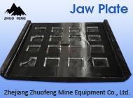 Zhejiang Zhuofeng Mine Equipment Co., Ltd.