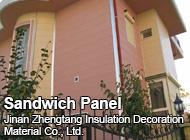 Jinan Zhengtang Insulation Decoration Material Co., Ltd.