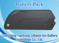 Changxing Tianhong Lithium-Ion Battery Technology Co., Ltd.