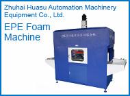 Zhuhai Huasu Automation Machinery Equipment Co., Ltd.
