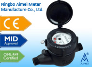 Ningbo Aimei Meter Manufacture Co., Ltd.
