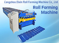 Cangzhou Dixin Roll Forming Machine Co., Ltd.
