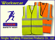 Ningbo YongNing Protective Products Co., Ltd.