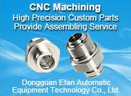 Dongguan Efan Automatic Equipment Technology Co., Ltd.