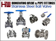 Zhejiang Hongwang Valve Pipe Fittings Co., Ltd.