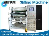 Jiangmen Liye Machinery & Electric Equipment Co., Ltd.