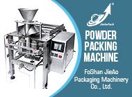 FoShan JieAo Packaging Machinery Co., Ltd.