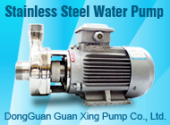 DongGuan Guan Xing Pump Co., Ltd.