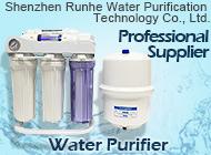 Shenzhen Runhe Water Purification Technology Co., Ltd.