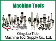 Qingdao Tide Machine Tool Supply Co., Ltd.
