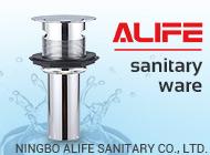 NINGBO ALIFE SANITARY CO., LTD.
