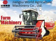 Jiangsu World Agriculture Machinery Co., Ltd.