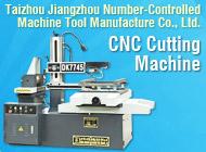 Taizhou Jiangzhou Number-Controlled Machine Tool Manufacture Co., Ltd.