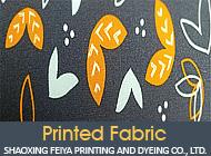 SHAOXING FEIYA PRINTING AND DYEING CO., LTD.