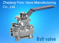 Zhejiang Poro Valve Manufacturing Co., Ltd.