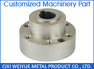 CIXI WEIYUE METAL PRODUCT CO., LTD.