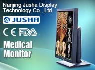 Nanjing Jusha Display Technology Co., Ltd.
