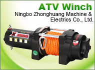 Ningbo Zhonghuang Machine & Electrics Co., Ltd.
