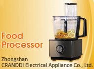 Zhongshan CRANDDI Electrical Appliance Co., Ltd.