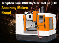 Tengzhou Borui CNC Machine Tool Co., Ltd.