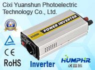 Cixi Yuanshun Photoelectric Technology Co., Ltd.
