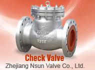 Zhejiang Nsun Valve Co., Ltd.