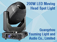 Guangzhou Youming Light Co., Ltd.