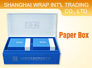 SHANGHAI WRAP INT'L TRADING CO., LTD.