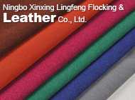 Ningbo Xinxing Lingfeng Flocking & Leather Co., Ltd.