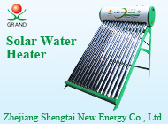 Haining Grand Solar Water Heater Co., Ltd.