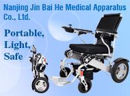 Nanjing Jin Bai He Medical Apparatus Co., Ltd.