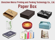 Shenzhen Meirui Printing and Packing Technology Co., Ltd.