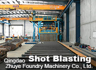 Qingdao Zhuye Foundry Machinery Co., Ltd.