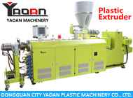 DONGGUAN CITY YAOAN PLASTIC MACHINERY CO., LTD.