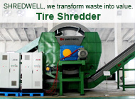 Wuxi Shredwell Recycling Technology Co., Ltd.