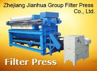 Zhejiang Jianhua Group Filter Press Co., Ltd.
