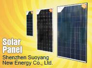 Shenzhen Suoyang New Energy Co., Ltd.