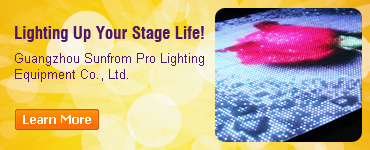 Guangzhou Sunfrom Pro Lighting Equipment Co., Ltd.