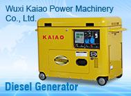 Wuxi Kaiao Power Machinery Co., Ltd.