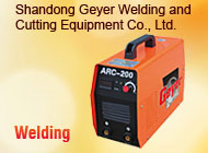 Shandong Geyer Welding and Cutting Equipment Co., Ltd.