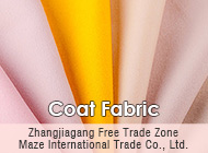 Zhangjiagang Free Trade Zone Maze International Trade Co., Ltd.