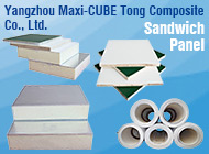 Yangzhou Maxi-CUBE Tong Composite Co., Ltd.