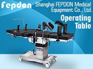 Shanghai FEPDON Medical Equipment Co., Ltd.