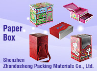 Shenzhen Zhandasheng Packing Materials Co., Ltd.